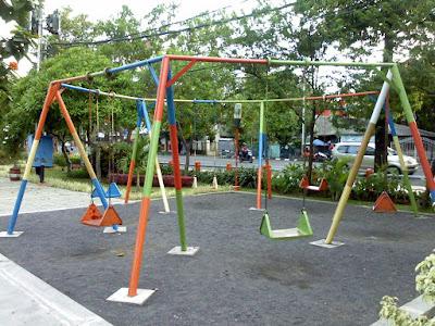 Surabaya Kembali Bangun Dua Taman Kota