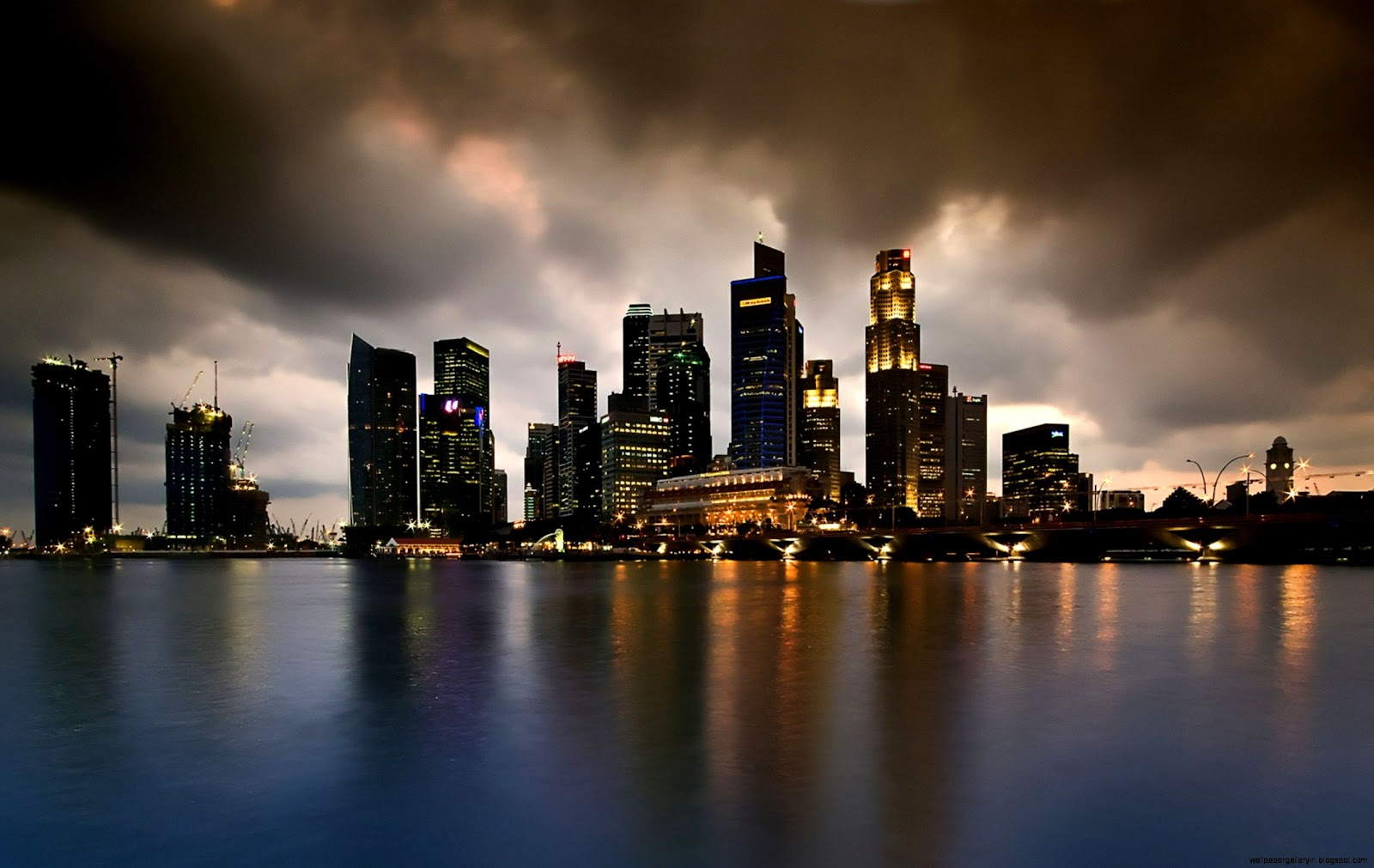 singapore china town night hd wallpapers wallpaper gallery