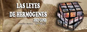 """Club de lectura """"Las leyes de Hermógenes"""" de Josep Capsir"""
