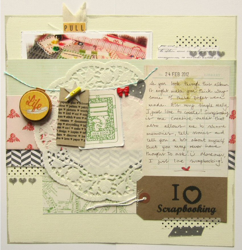 Quirky Kits Ideas Blog Why Do You Scrapbook