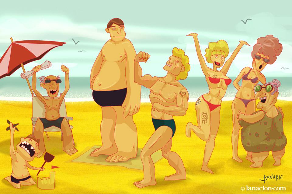 playa de gran hermano