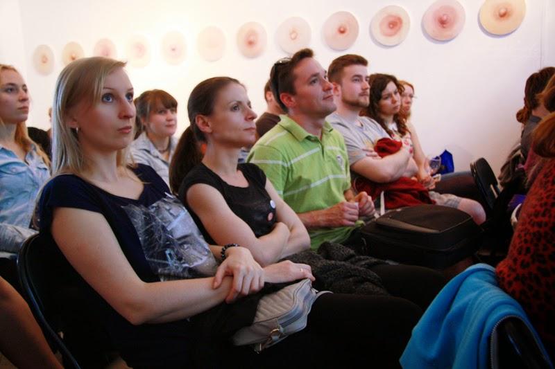 urodzinowe spotkanie Geek Girls Carrots Łódź, kobiety, publiczność