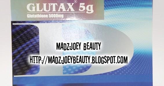 MadzJoey Beauty Glutax 5G Whitening
