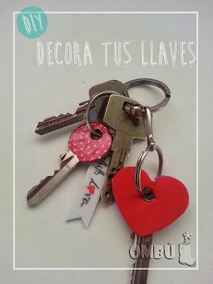 llaves decoradas