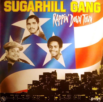 Sugarhill Gang – Rappin' Down Town (Vinyl) (1983) (320 kbps)