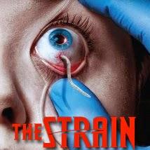 The Strain gusano / ojo