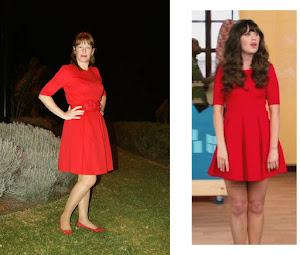 "Compilation of dresses of the Second Sew Along of ""New Girl"""