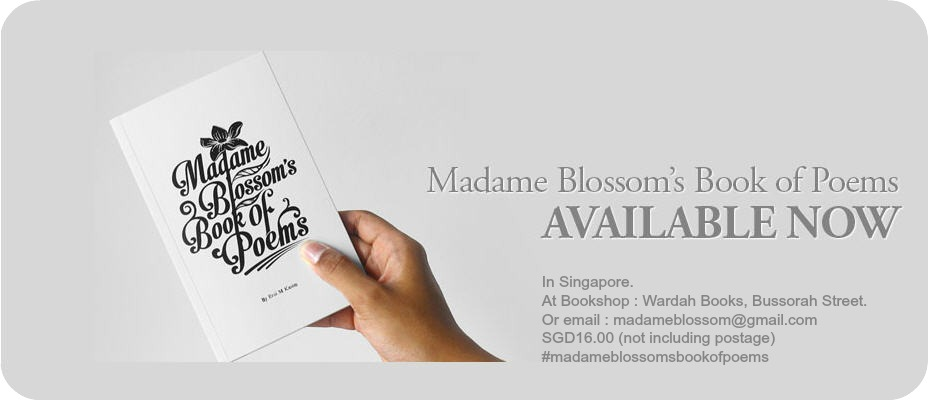 Madame Blossom's Book of Poems