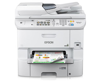 Epson WorkForce WF-6593 Drivers and Printer Review