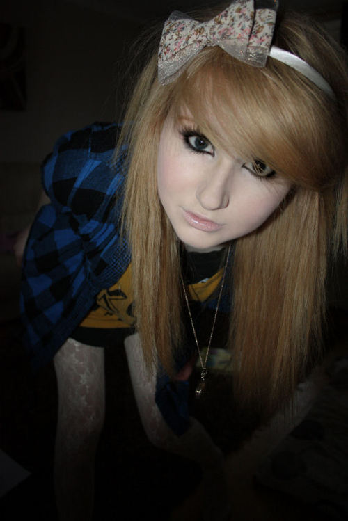 from Blaine foto emo girls nudehd