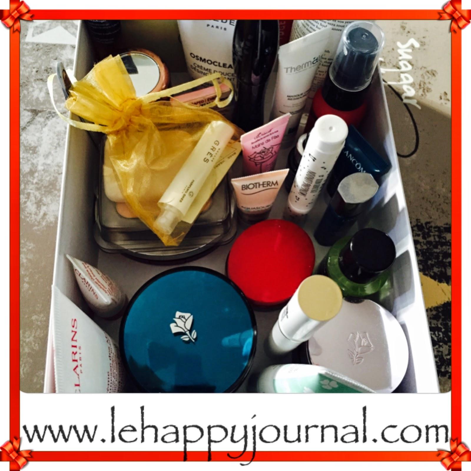 rotation, beauté, produits, semaine 3, revue, blogueuse beauté, opinion, avis, test, happy journal