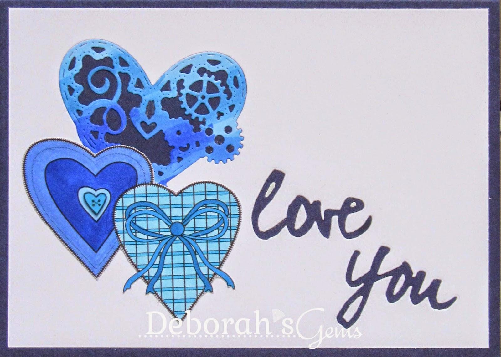 Love You - photo by Deborah Frings - Deborah's Gems