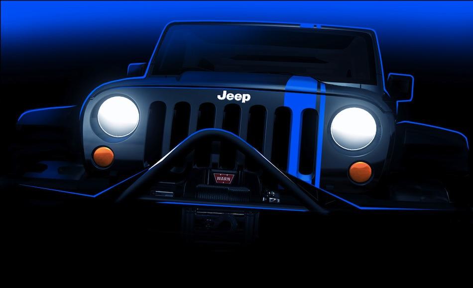 Jeep J-12 concept