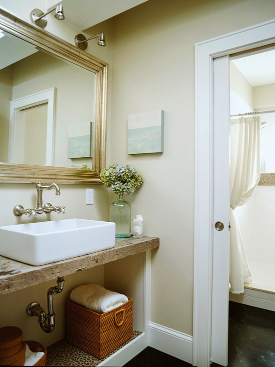 Gallery For Small Narrow Half Bathroom Ideas