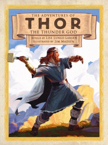 J.F. Sanborn's Book Reviews: THOR!