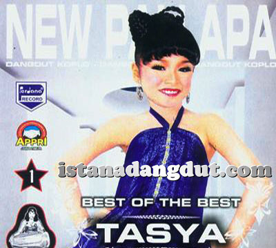 new pallapa, new pallapa album the best tasya 2013, cover album new