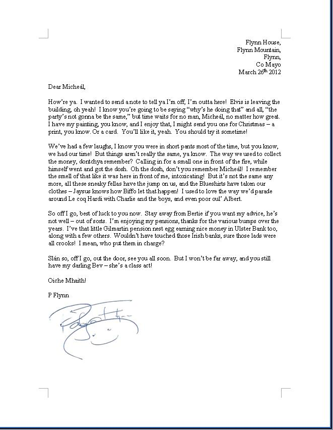 the state we u0026 39 re in  pee flynn resignation letter