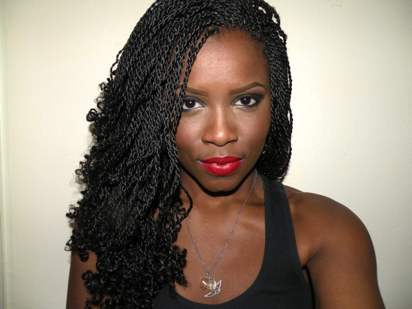 Kinky Twist - I suggest using a textured synthetic hair like Marley or ...