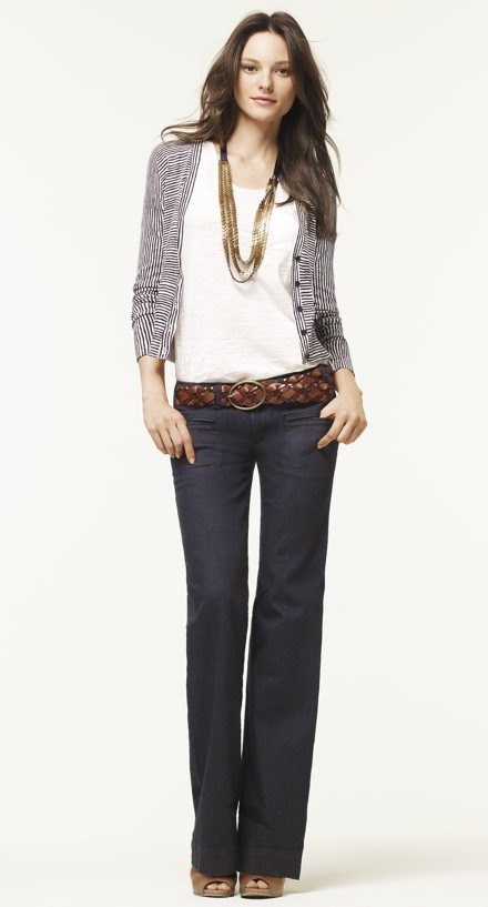 Ropa Semi Formal Mujer Con Jeans