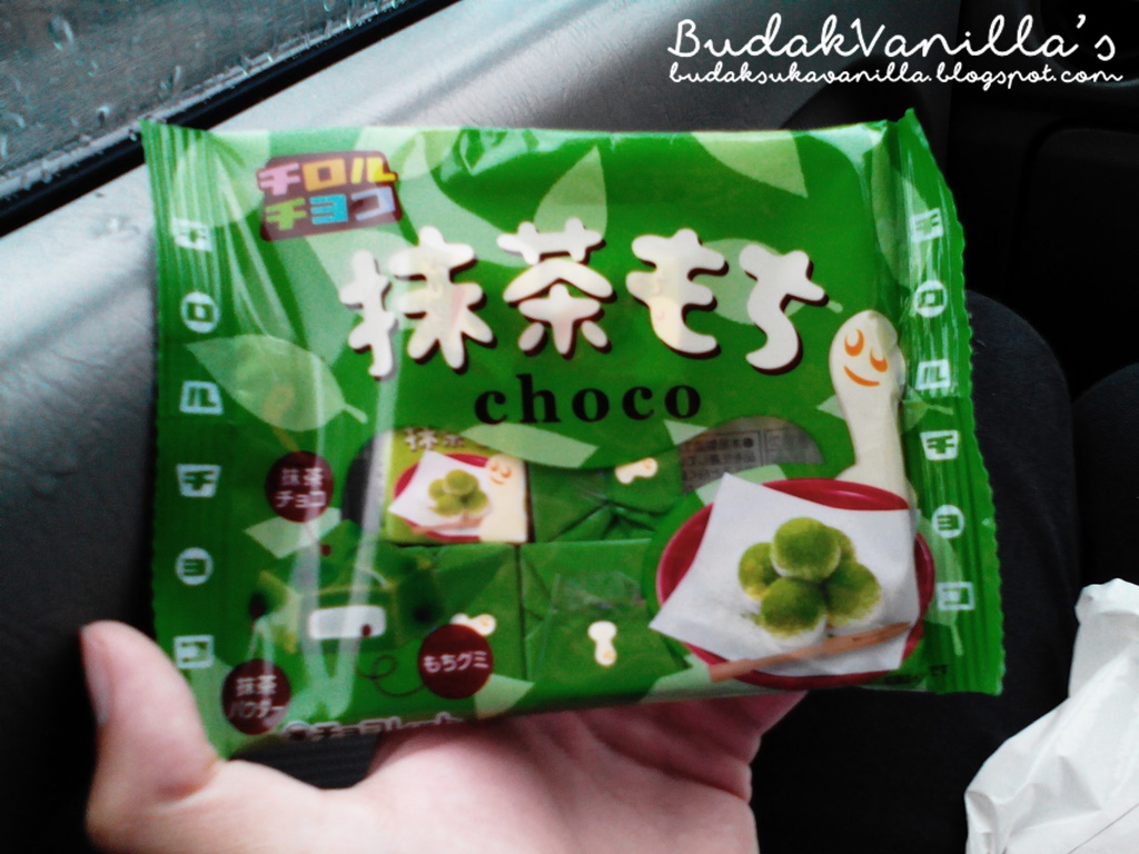 coklat dari jepun