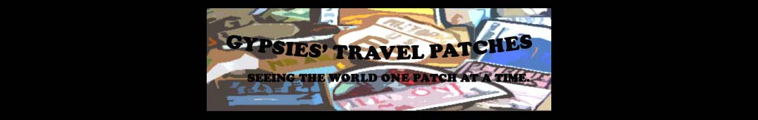 Gypsies' Travel Patches