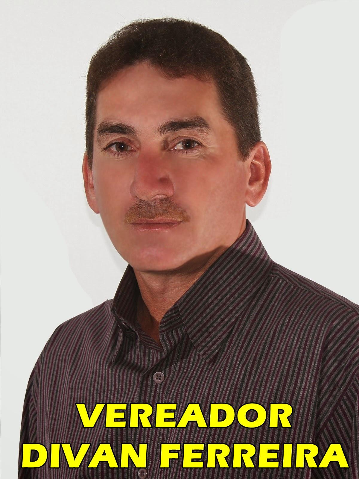 Vice-presidente: Divan Ferreira (PT)