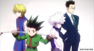 Anime Hunter x Hunter (2011)