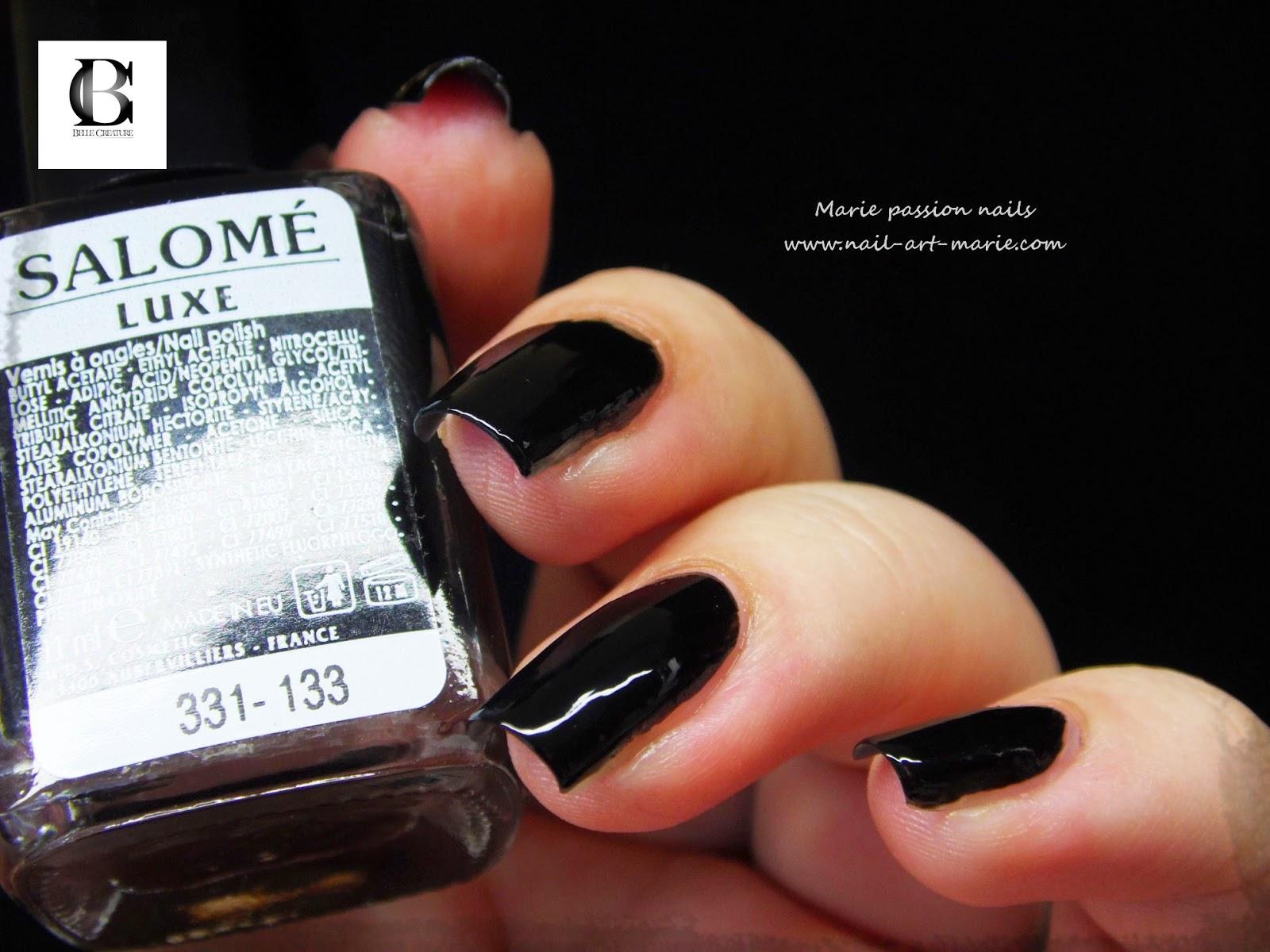 vernis Salomé noir4