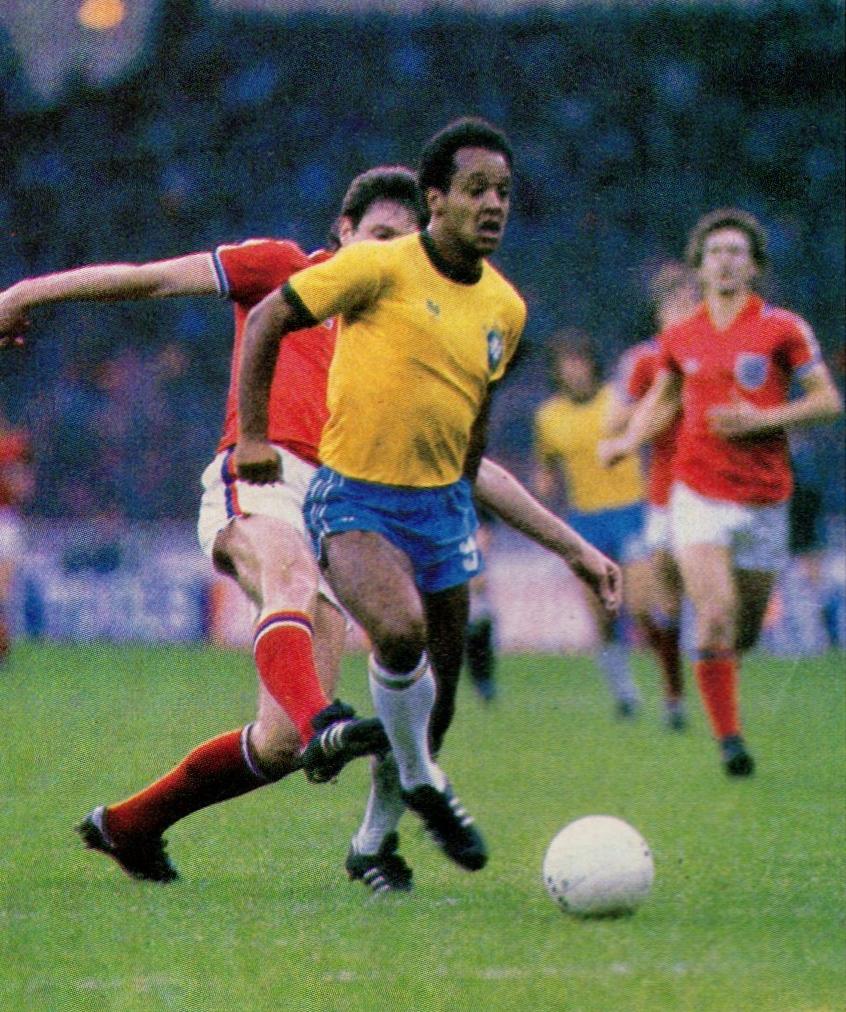 Soccer Nostalgia: Teams On Tour-Part 3-Brazil's European