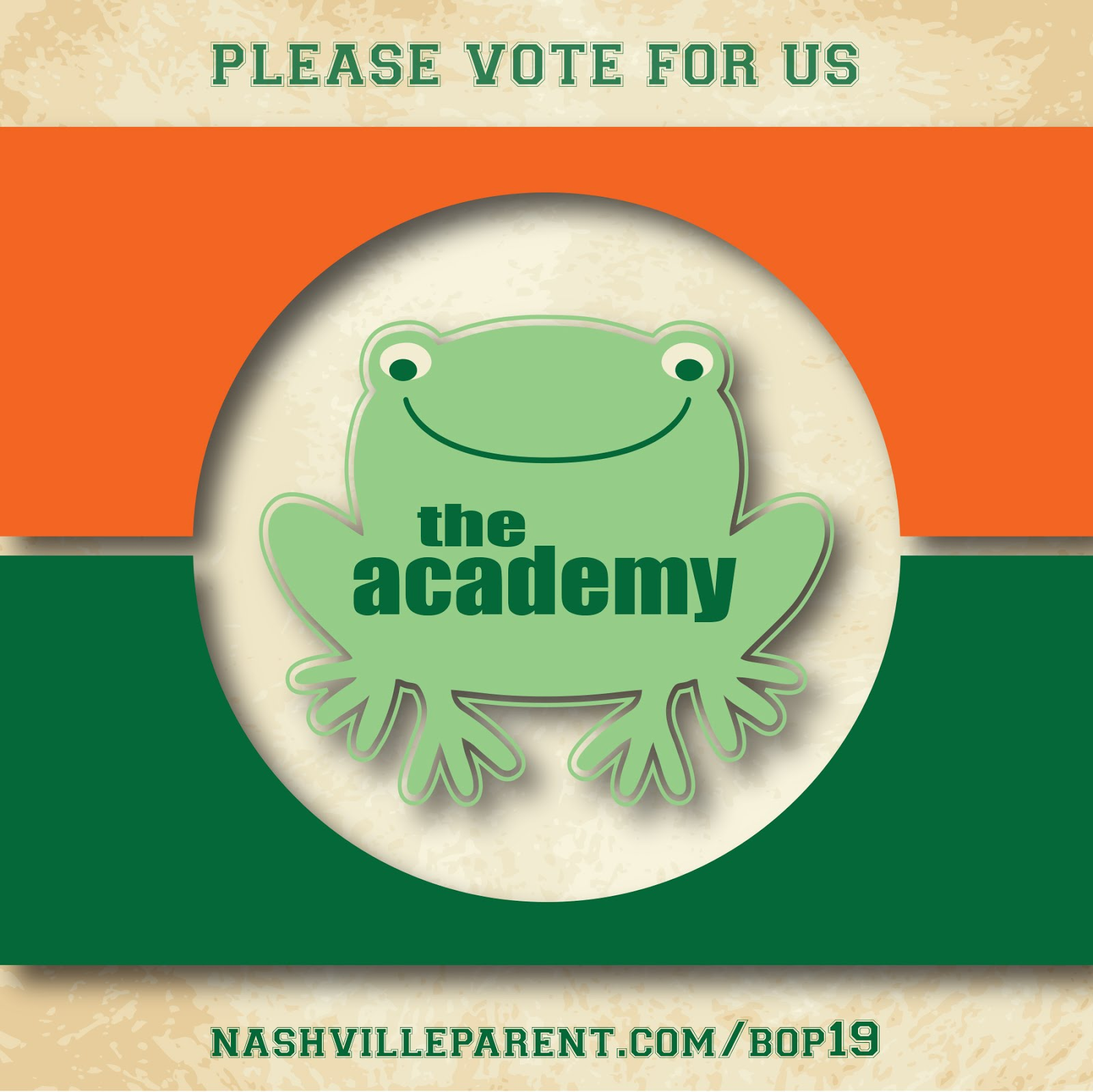 Please help us win Best of Parenting 12 years in a row!