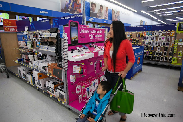 Walmart Family Saves Unilimted #shop