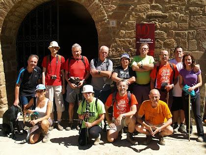 Caminada popular de L'Estany 2012