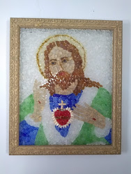 Sacred Heart of Jesus, I give my life to you.