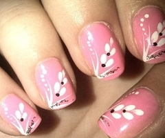 Lush fab glam blogazine style me pretty spring pastel and read on to see how you can apply this fab spring trend to your nails plus click the following links for more spring nail art designs and fruit nail art prinsesfo Gallery