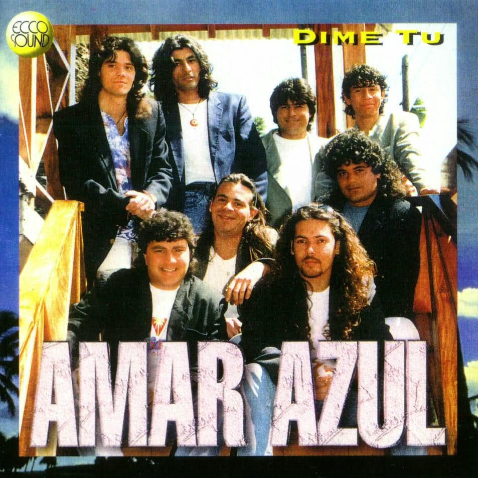 Amar Azul - Dime Tu (1996)