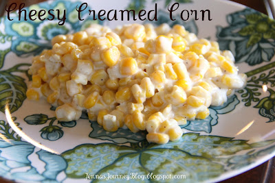 Mexican Creamed Corn Cake