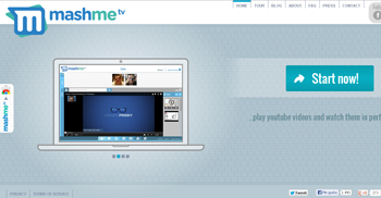 ealiza videoconferencias gratis con MashME tv - www.dominioblogger.com