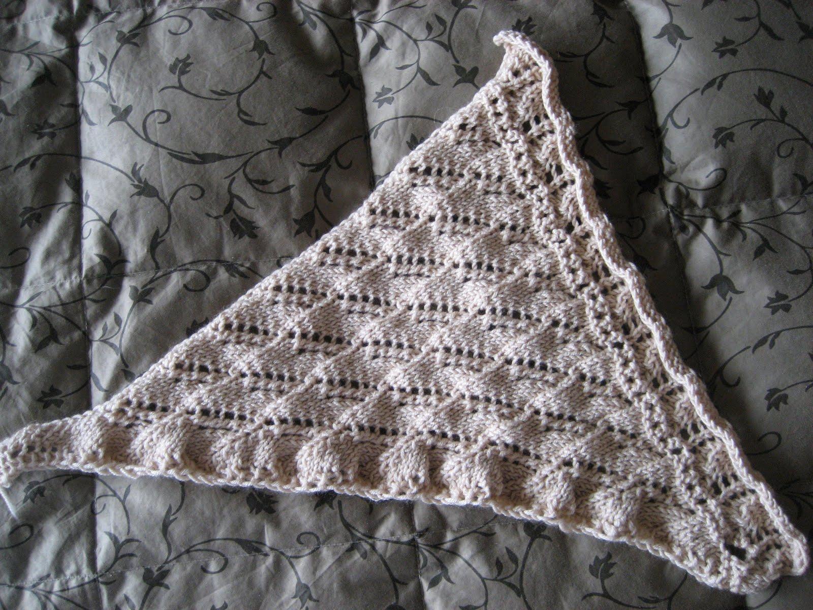 Knitting Knotty : Red hat knitter knotty scarflet