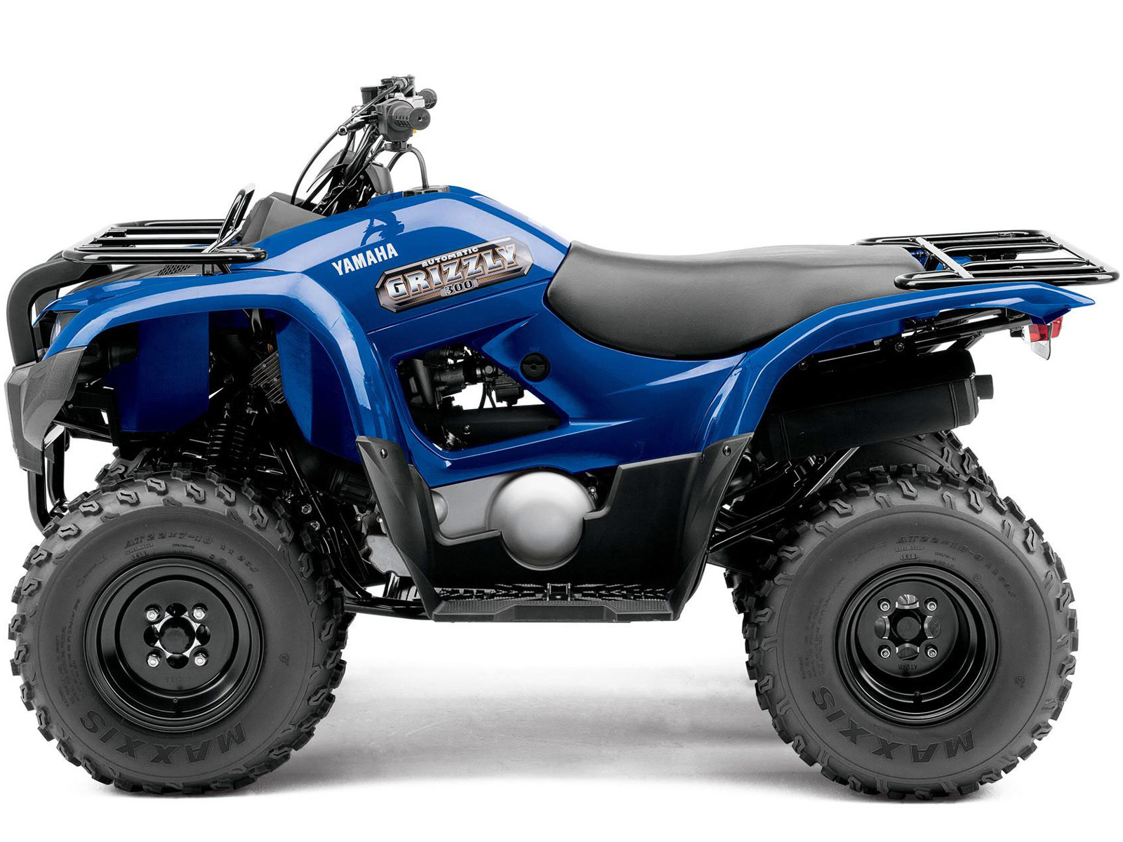 2013 yamaha grizzly 300 automatic atv pictures. Black Bedroom Furniture Sets. Home Design Ideas
