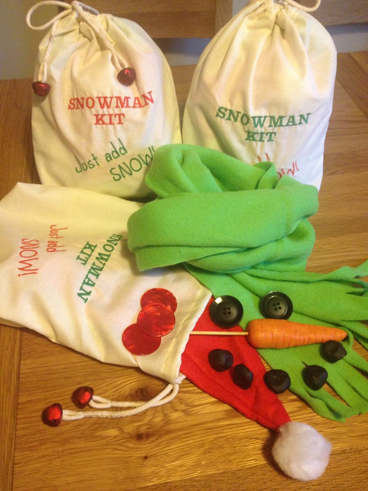 Elaine 39 s sweet life just add snow for Cute homemade christmas gifts for family