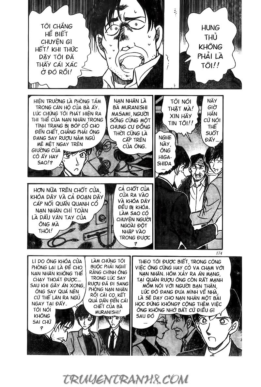 xem truyen moi - Conan chap 231