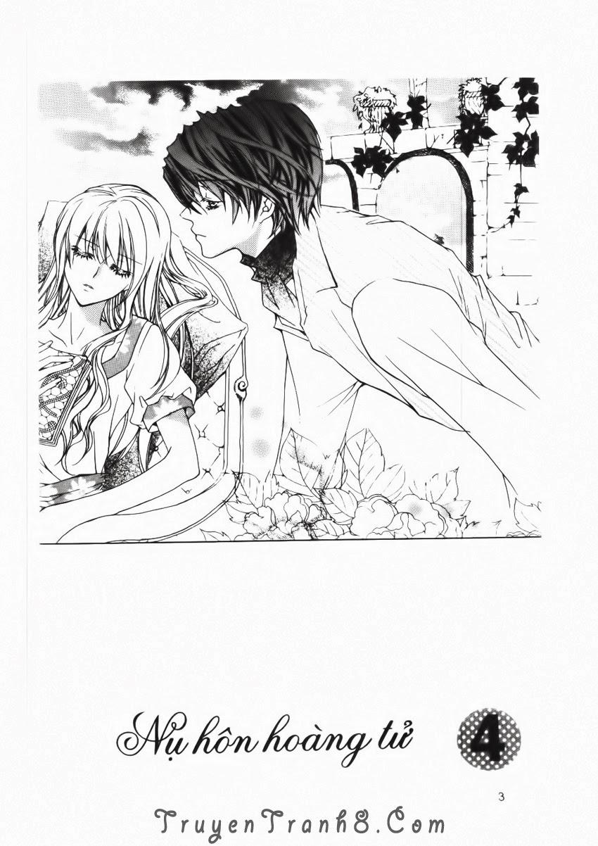 A Kiss For My Prince - Nụ Hôn Hoàng Tử Chapter 17 - Trang 4