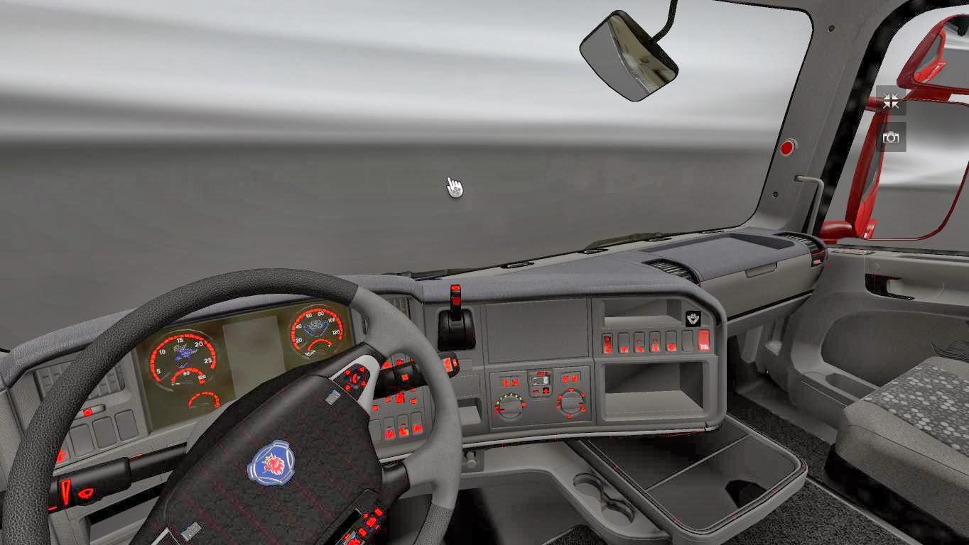 Euro truck simulador 2 br interiores - Simulador de interiores ...