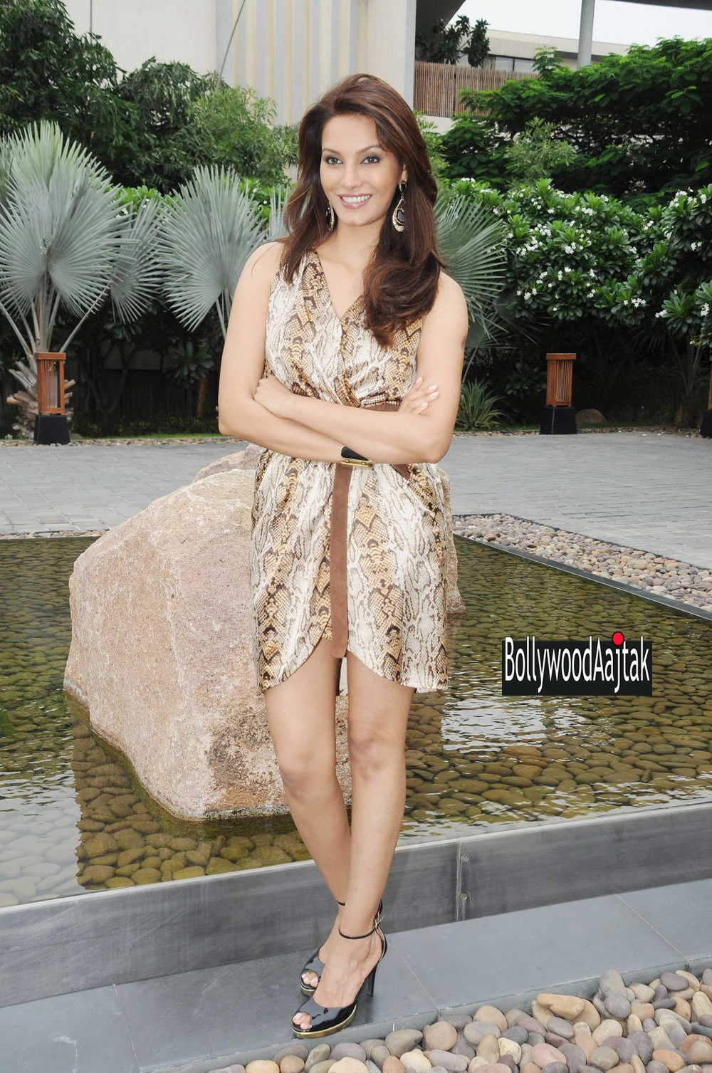 diana hayden at a beautiful truth book event