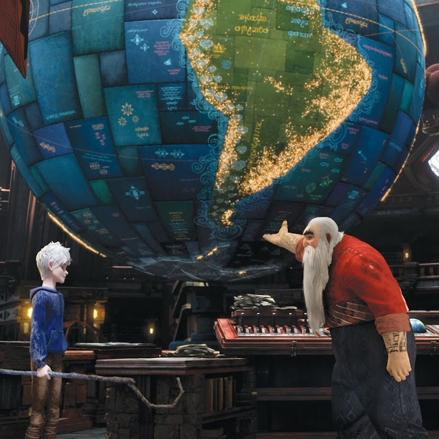 Rise of the Guardians iPad wallpaper 20