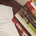 Sobre o que eu li, o que estou lendo e o que irei ler.