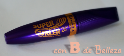 Rimmel Supercurler