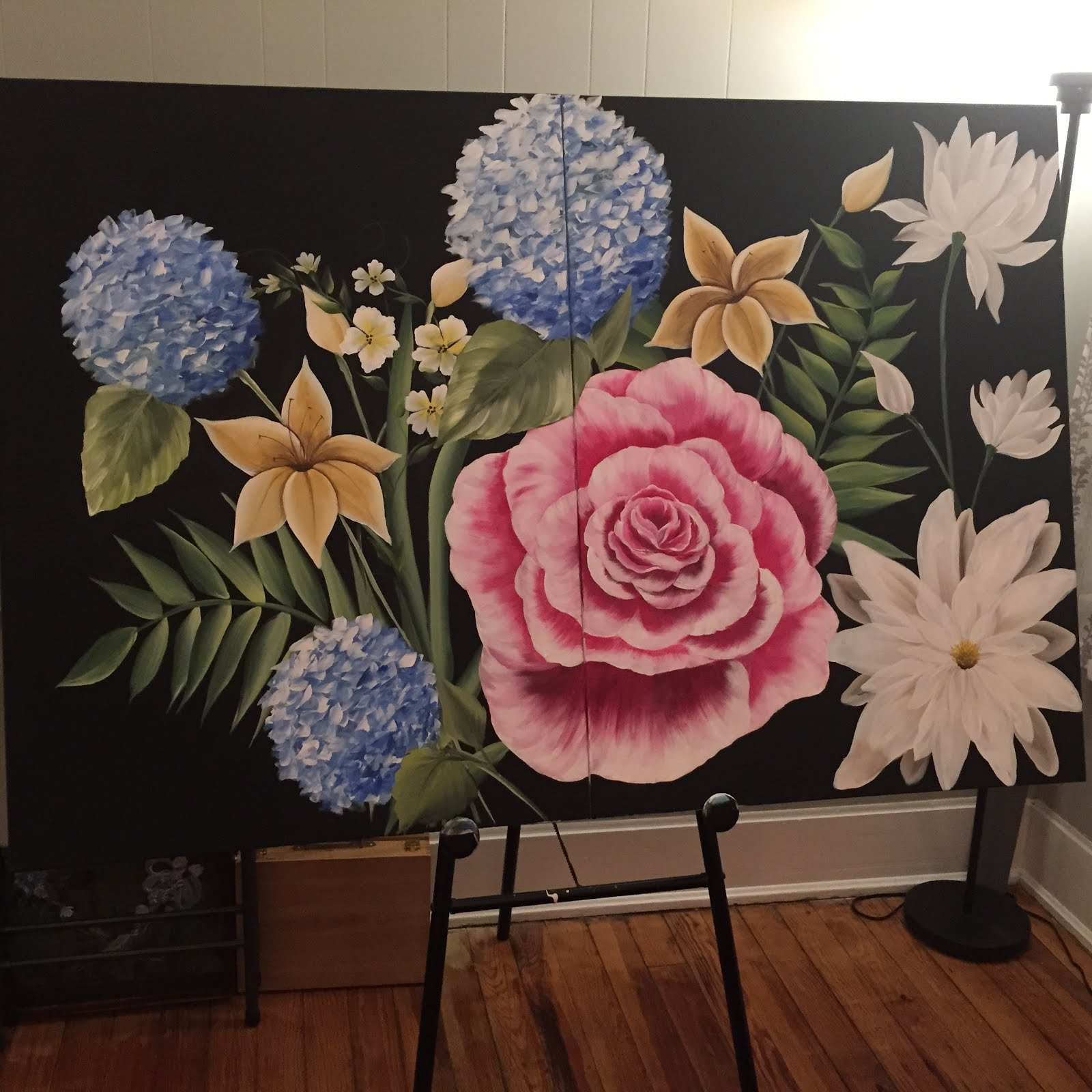 Over Sized Canvas Classes