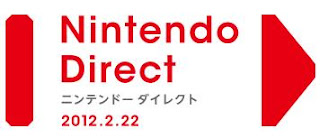 Nintendo Direct on 22 Feb 2012