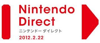 Nintendo Direct on 22 Feb 2012